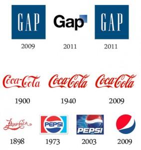 Modificacion de la imagen corporativa